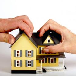 Как разделить недвижимость при разводе?